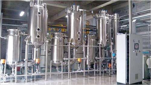 废水蒸发器原理及特点!